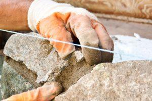 Naturstein-, Verbundstein- und Betonarbeiten